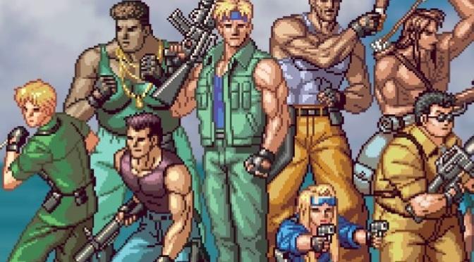Neo Geo Essentials: Shock Troopers