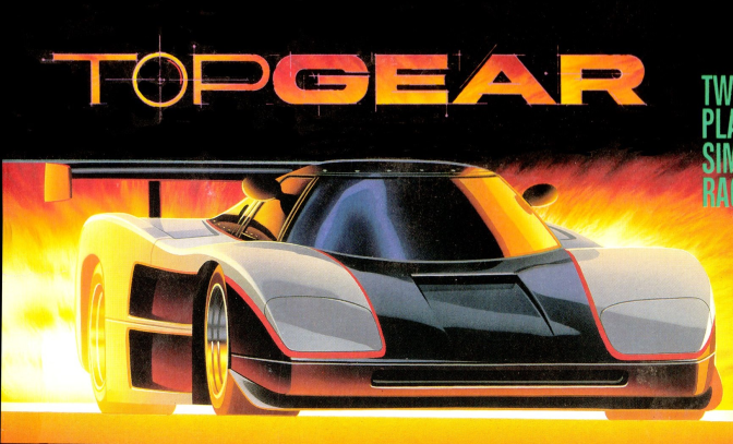 SNES Essentials: Top Gear