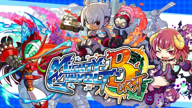 Mighty Gunvolt Burst: Bringing It All Together