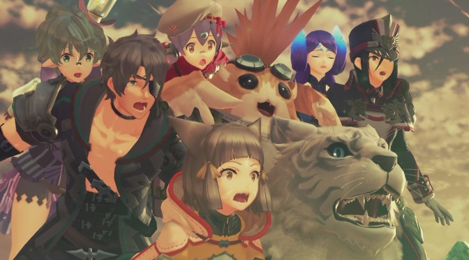 Xenoblade Chronicles 2: Narrative, Themes and Characterisation
