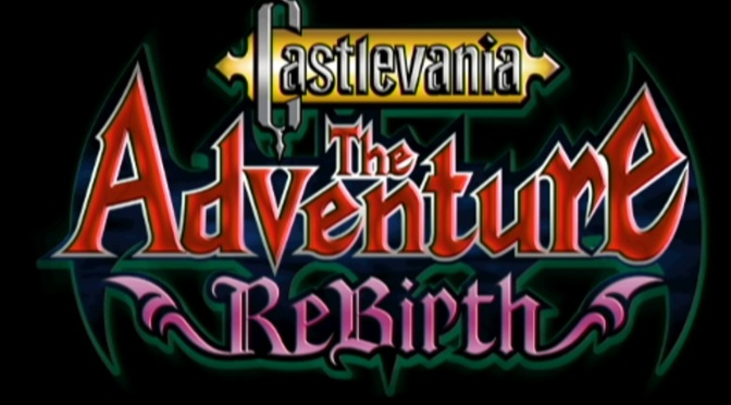 Wii Essentials: Castlevania: The Adventure – ReBirth