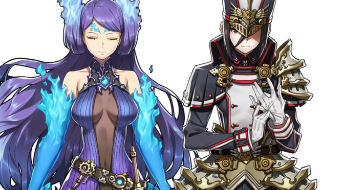 Waifu Wednesday: Mòrag and Brighid