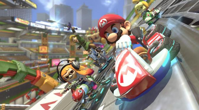 Switch Essentials: Mario Kart 8 Deluxe