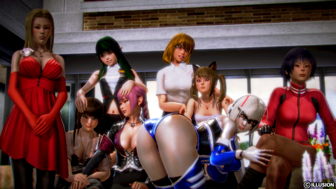 Waifu Wednesday: The Hundred Honeys Project