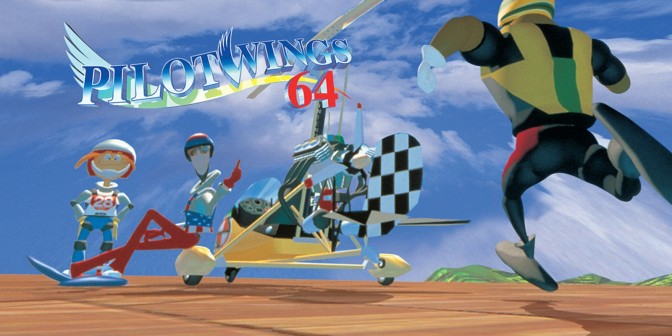 N64 Essentials: Pilotwings 64