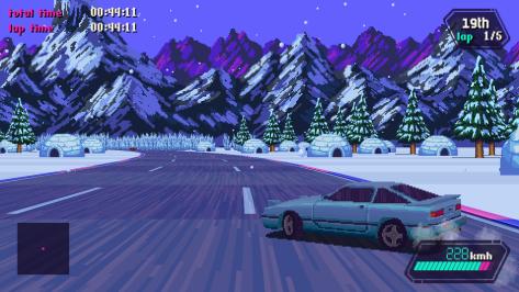 Slipstream: The Road to '80s Arcade Racing Nirvana | MoeGamer
