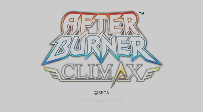 Requiem for a Dead Game: After Burner Climax
