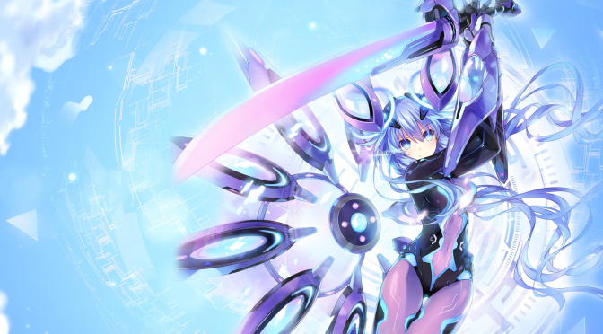 What's in the Box: Megadimension Neptunia VIIR