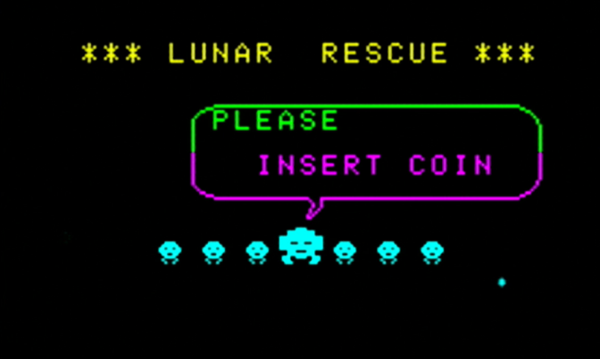 Taito Essentials: Lunar Rescue