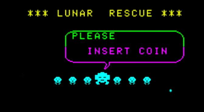 Taito Essentials: Lunar Rescue
