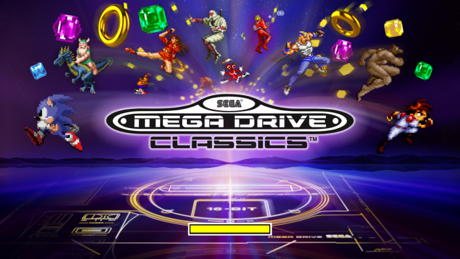 Sega Mega Drive Classics: Yes, It's That Time Again