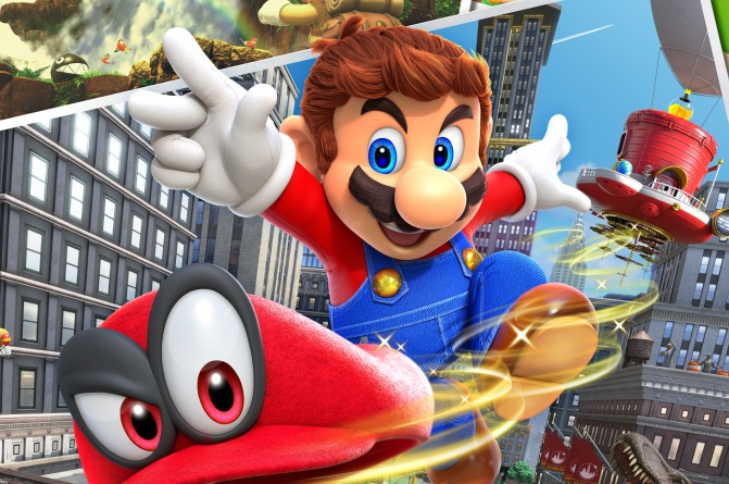 Switch Essentials: Super Mario Odyssey