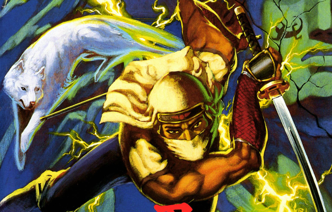 Mega Drive Essentials: Shadow Dancer