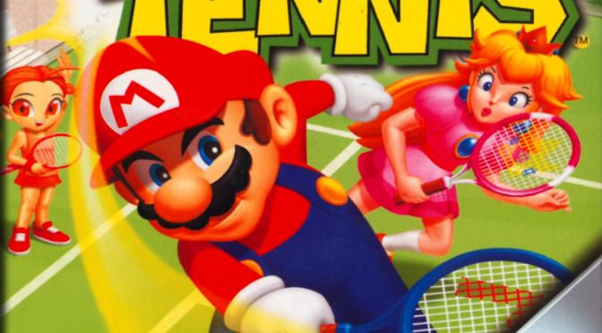 Game Boy Essentials: Mario Tennis