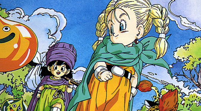 Delving Into Dragon Quest: Hand of the Heavenly Bride – #1