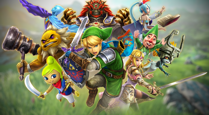 Hyrule Warriors: Fun with Timelines
