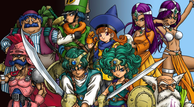 Delving Into Dragon Quest: Chapters of the Chosen