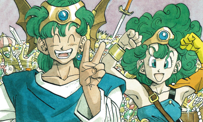 Delving Into Dragon Quest: Chapters of the Chosen – #2