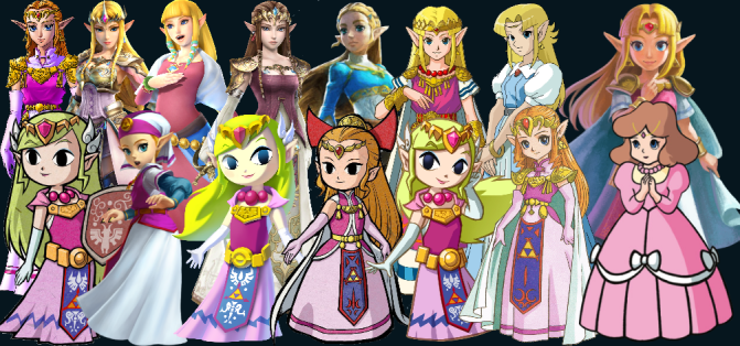 Waifu Wednesday: Zelda