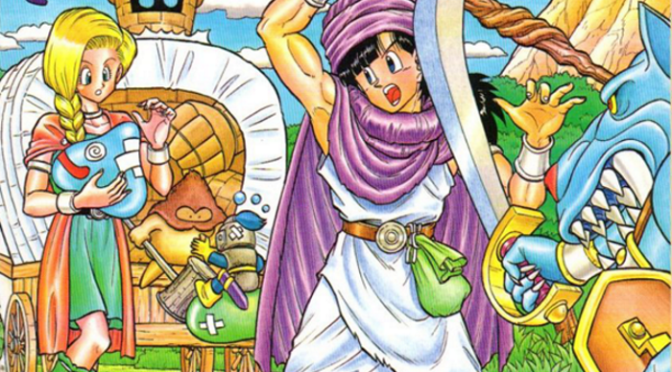 Delving into Dragon Quest: Hand of the Heavenly Bride – #2