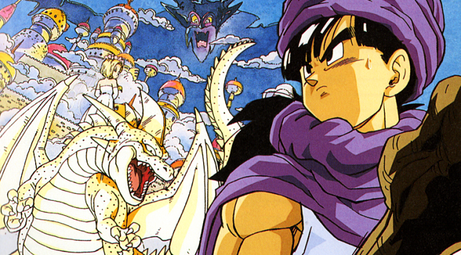 Delving Into Dragon Quest: Hand of the Heavenly Bride – #3
