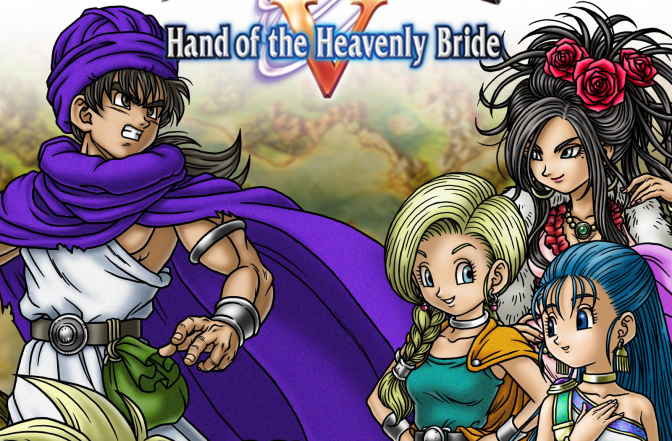 Delving Into Dragon Quest: Hand of the Heavenly Bride – #4