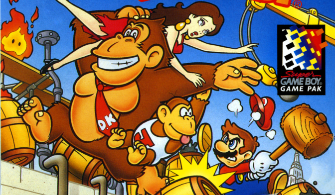 Game Boy Essentials: Donkey Kong
