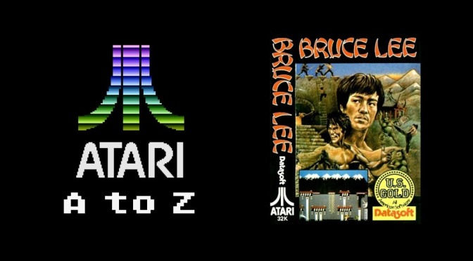 Atari A to Z: Bruce Lee