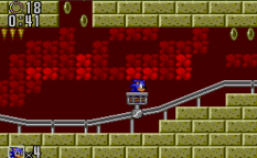 Sonic the Hedgehog 2 (Master System)