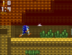 Sonic the Hedgehog: Triple Trouble (Game Gear)