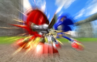 Sonic and the Black Knight (Wii)