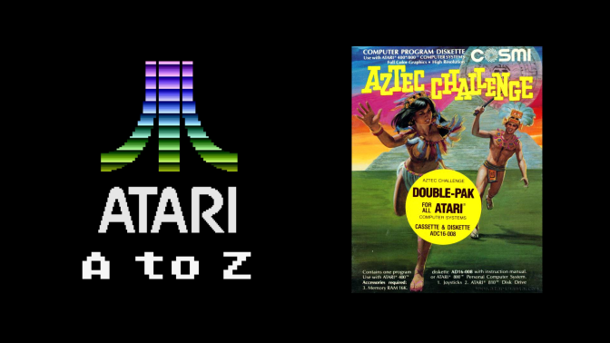 Atari A to Z: Aztec Challenge