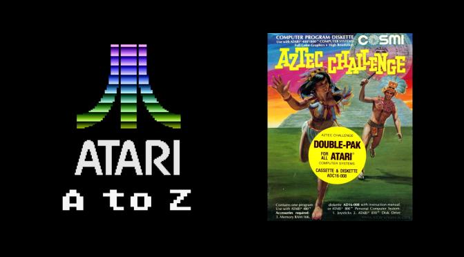 Atari A to Z: Aztec Challenge