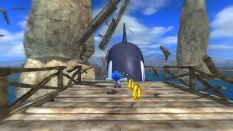 Sonic the Hedgehog (2006) (Xbox 360)