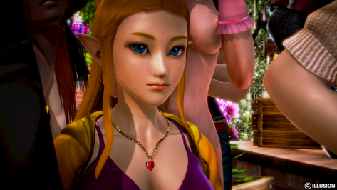 Honey Select Unlimited - Zelda