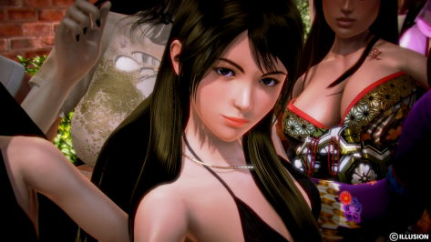 Honey Select Unlimited - Rinoa Heartilly (Final Fantasy VIII)