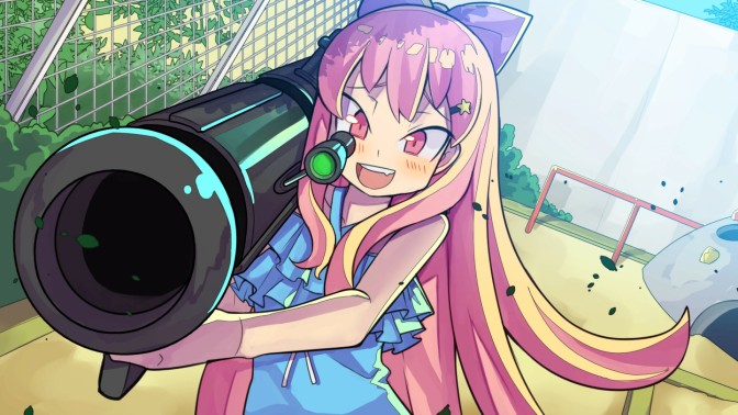 Lily's Night Off: The Visual Novel, Condensed, Polished to a Fine Sheen