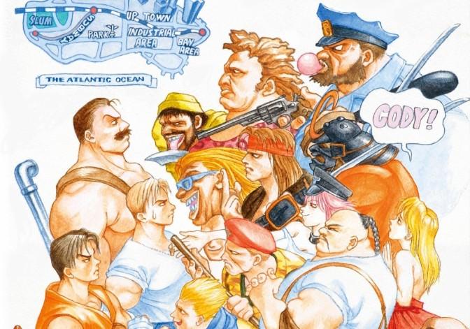 Capcom Essentials: Final Fight