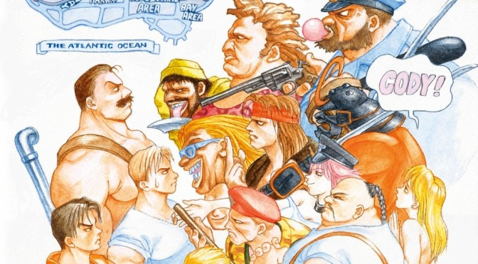 Capcom Essentials: Final Fight