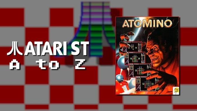 Atari ST A to Z: Atomino
