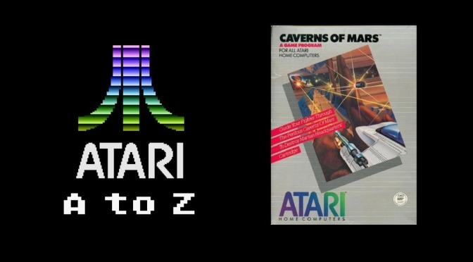 Atari A to Z: Caverns of Mars