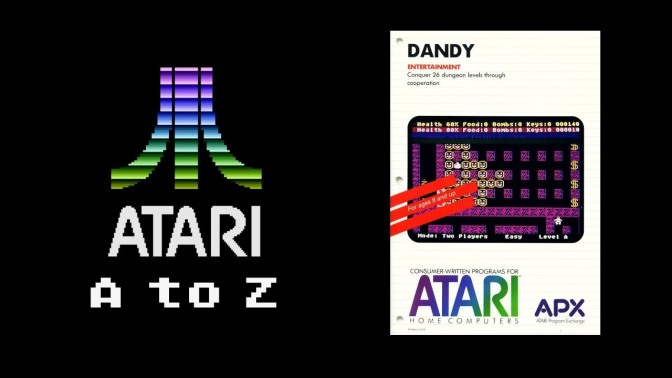 Atari A to Z: Dandy