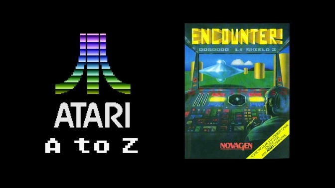 Atari A to Z: Encounter!