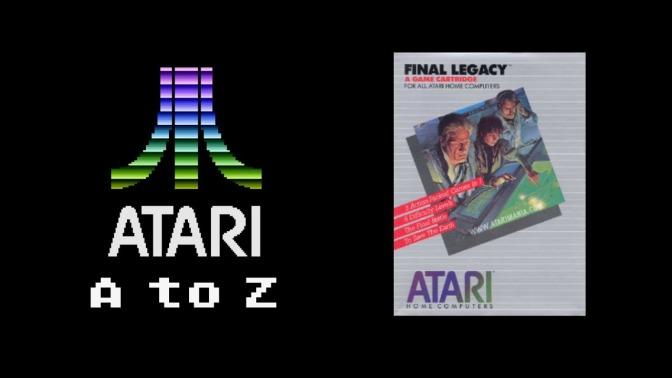 Atari A to Z: Final Legacy