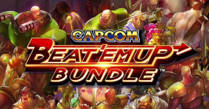 Capcom Beat 'Em Up Bundle: It's The Belt For You, Lad