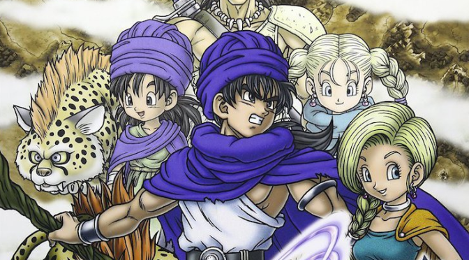 Delving into Dragon Quest: Hand of the Heavenly Bride – #6