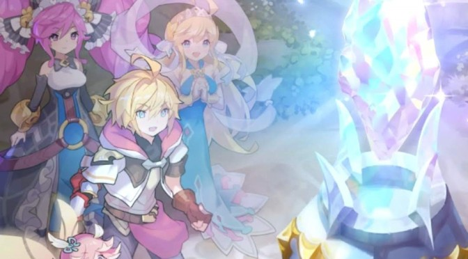Dragalia Lost: First Impressions