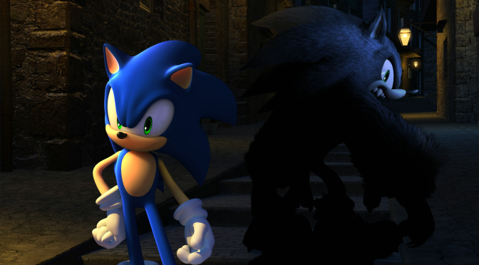 Sonic the Hedgehog: Dare to be Different