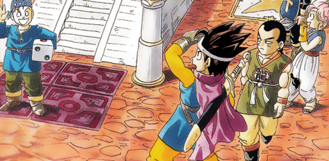 Dragon Quest: Treasures 'n' Trapdoors