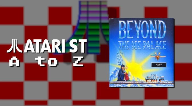 Atari ST A to Z: Beyond the Ice Palace